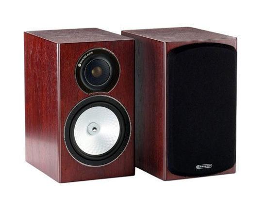 英國 Monitor Audio Silver RX1 書架型揚聲器
