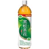 黑松 茶花綠茶 無糖 1230ml (12入)/箱【康鄰超市】