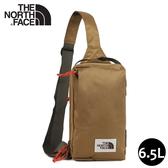 【The North Face 6.5L 多功能單肩斜背包《卡其》】3KZS/側背包/隨行包/外出包/運動/跑步