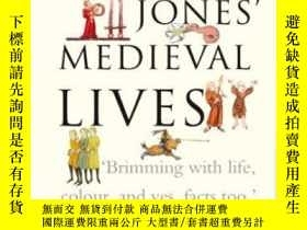 二手書博民逛書店Terry罕見Jones Medieval LivesY364682 Alan Ereira Bbc Boo