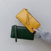 2020新款韓版女士長款錢包女拉鏈錢夾韓版大容量手拿包手機包卡包