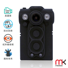 meekee 耐錄寶-頂規夜視版 1080P穿戴式機車行車記錄器 (贈64G記憶卡)