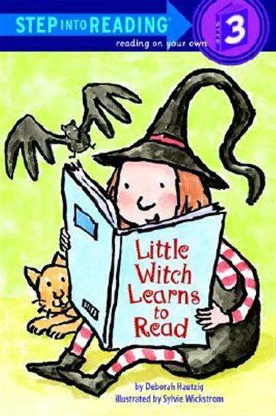 (二手書)Step into Reading Step 3: Little Witch Learns to Read