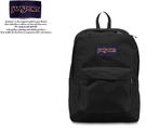 【橘子包包館】JANSPORT 後背包 SUPER BREAK JS-43501 黑色