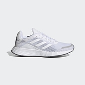 Adidas Duramo Sl [FY6706] 女鞋 慢跑鞋 運動 休閒 輕量 支撐 緩衝 柔軟 彈力 白 灰