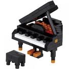 《 Nano Block 迷你積木 》NBC_336三角鋼琴 / JOYBUS玩具百貨