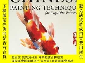 二手書博民逛書店CHINESE罕見PAINTING THCHNIQUESY995
