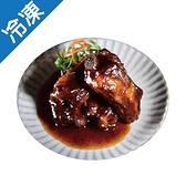紅豆食府-鎮江子排360G/盒【愛買冷凍】