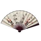 扇子折扇中國風古典