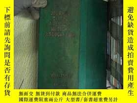 二手書博民逛書店JOURNAL罕見OF THE AMERICAN MEDICAL ASSOCIATION VOL.155 1954