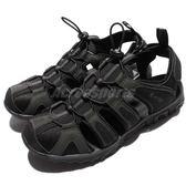 HI-TEC Cove 護趾涼鞋 黑 墨綠 戶外涼鞋 水陸兩棲 高機能性 男鞋 【PUMP306】 O006192026