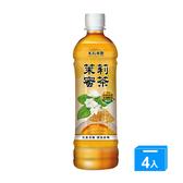 光泉茉莉茶園-蜜茶585ml*4入【愛買】