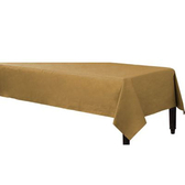 塑膠長桌巾-璀璨金