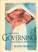 二手書博民逛書店《Governing: An Introduction to Political Science》 R2Y ISBN:0130180394