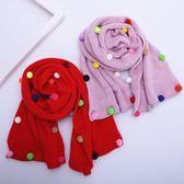 兒童圍巾冬天加厚保暖男童女童圍脖【3C玩家】