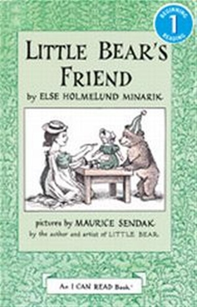 (二手書)An I Can Read Book Level 1: Little Bear's Friend