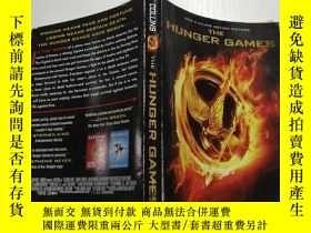 二手書博民逛書店THE罕見HUNGER GAMES(飢餓遊戲)外文版Y20039