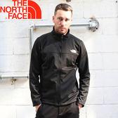 【The North Face 美國 男款 防風外套《黑》】366J/防潑水/超輕量/保暖★滿額送