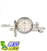 [美國直購] 手錶 Charles-Hubert, Paris Quartz Pocket Watch