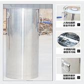 搖蜜機 不銹鋼搖蜜機小型加厚不銹鋼自動搖糖機打糖機蜂蜜分離機養蜂蜂桶 igo克萊爾