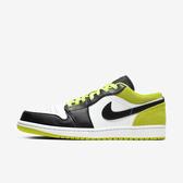 Nike Air Jordan 1 Low Se [CK3022-003] 男鞋 運動 休閒 籃球 喬登 穿搭 黑 黃