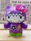 【震撼精品百貨】凱蒂貓_Hello Kitty~日本SANRIO三麗鷗 TKDK限量版擺飾-凱蒂貓紫#15291