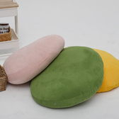 抱枕 交換禮物 聖誕禮物 腰靠墊 腰枕 靠枕 【M0079】QQ麻糬加大抱枕(五色) 收納專科