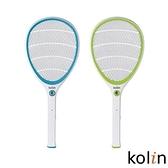 【南紡購物中心】【2入組】Kolin歌林 KEM-SH09 18650電池充電式電蚊拍(顏色隨機出貨)