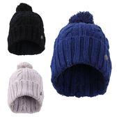 NIKE 女毛球毛帽 (針織帽 保暖 毛線帽 帽子≡體院≡