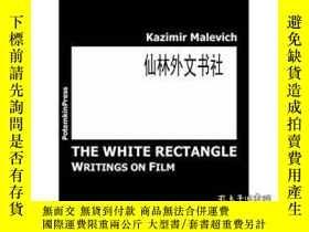 二手書博民逛書店【罕見】The White Rectangle. Writing
