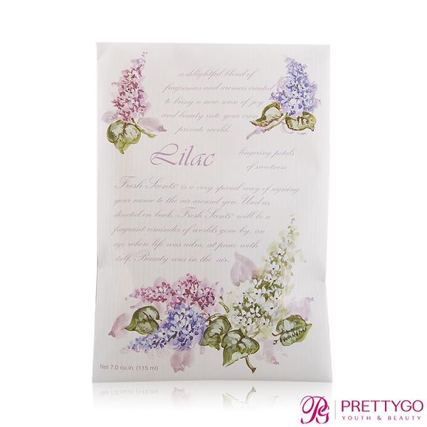 [即期良品]Fresh Scents 紫丁香香氛包(115ml)-期效202206【美麗購】