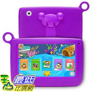 [106美國暢銷兒童軟體] NPOLE Kids Tablets Android 7 Inch 1280x800 IPS Display Parental Control