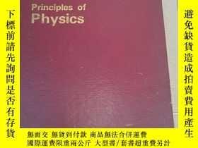 二手書博民逛書店principles罕見of physics (S103)Y17