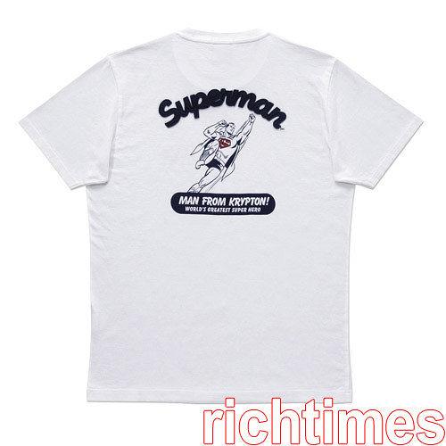 Superman圓領T恤~M   UQ3A2120