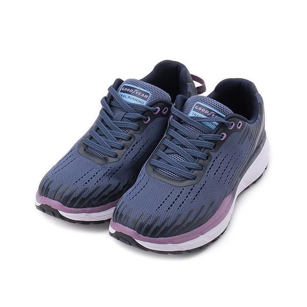 GOODYEAR K4 ENERGY 越野跑鞋 紫 GAMR12827 女鞋