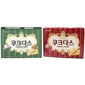 韓國 CROWN 歐風薄燒夾心餅 奶酪144g/咖啡128g【小三美日】
