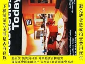 二手書博民逛書店Acoustics罕見Today (MAGAZINE) 04 2013 今日聲學聲音聲響學術期刊Y14610