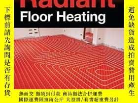 二手書博民逛書店Radiant罕見Floor Heating Second Ed