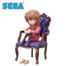 【正版授權】灰原哀 坐椅子公仔 公仔 模型 12cm 名偵探柯南 SEGA - 948527