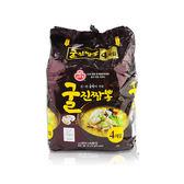 韓國 不倒翁 真牡蠣炒碼麵(4入) ◆86小舖 ◆