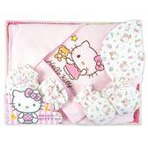 佳美-KITTY凱蒂貓包巾禮盒組(H7508)(四季適用) 990元+ 附KT紙袋