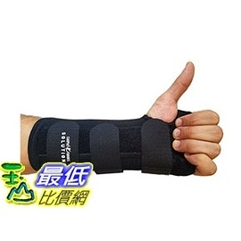 [8美國直購] 手腕保護套 Carpal Tunnel Night Time Wrist Brace for Left or Right Hand By Carpal Tunnel Solutions