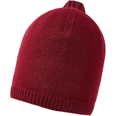 羊毛毛帽-純色捲邊護耳套頭男針織帽4色73wj33[時尚巴黎]
