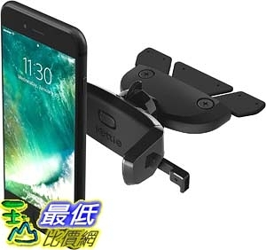 [9美國直購] 夾通氣孔手機座 iOttie Easy One Touch Mini CD Slot Car Mount Holder Cradle for iPhone Xs Max R 8 Plus 7