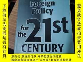 二手書博民逛書店Preparing罕見America's Foreign Policy for the Twenty-first