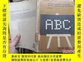 二手書博民逛書店introducting罕見computing a first