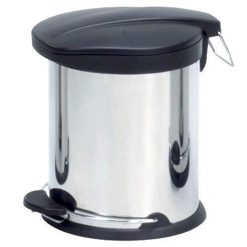 《家購網寢俱館》多麼潔系列-高級不銹鋼腳踏垃圾桶