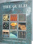 【書寶二手書T1/設計_XFP】The guild : a sourcebook of American Craft Artists.