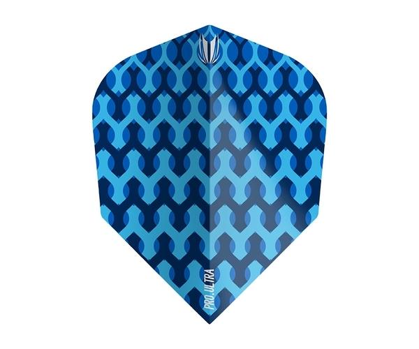 【TARGET】FABRIC PRO.Ultra Blue Shape 335240 鏢翼 DARTS