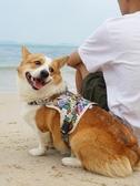 中型小型犬背心式牽引繩狗繩柯基狗鍊子遛狗繩寵物胸背帶泰迪狗繩